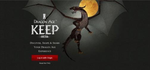Dragon Age Keep 1 10-30-14