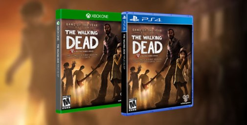 walking dead ps4 xb1 10-3-14