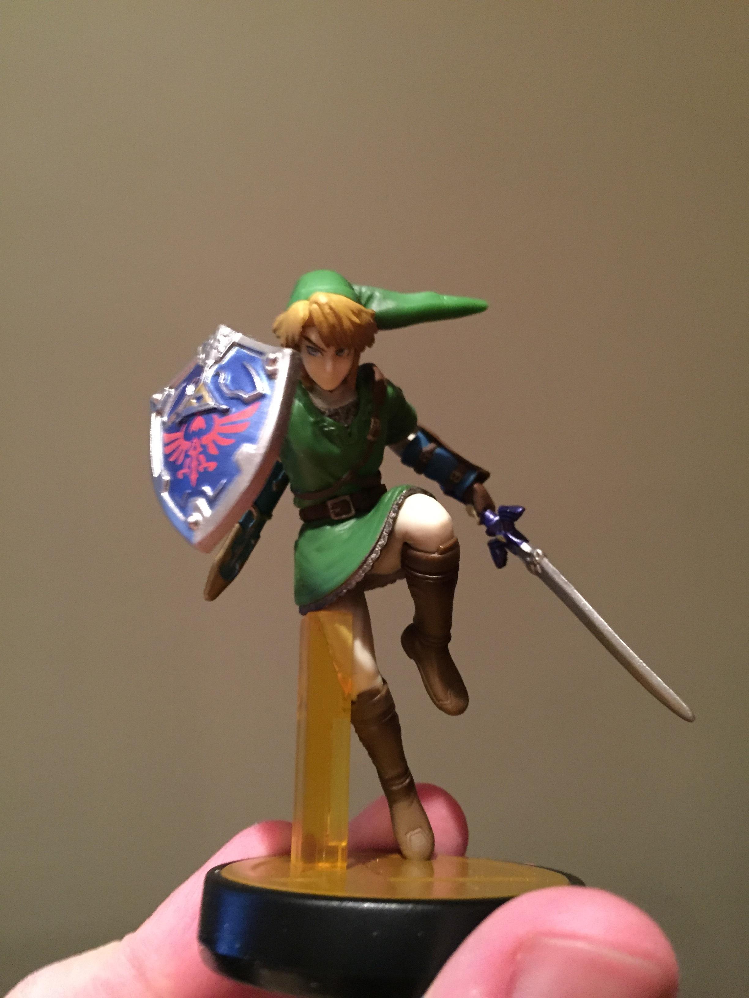Impressions Nintendo Amiibo Figures Rightward Gamers