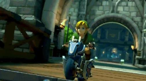Mario Kart 8 Link 11-5-14