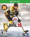 NHL 15 Cover
