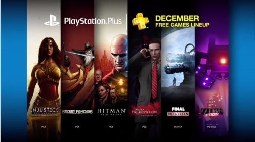 PS Plus Dec 2014
