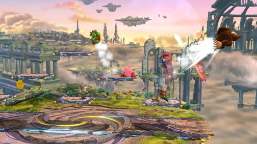 Smash Bros Wii U 8 11-26-14