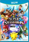 Smash Bros Wii U box
